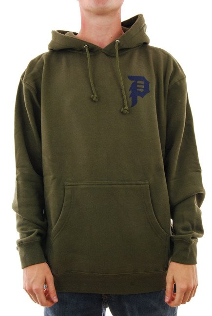 Bluza Primitive - Dirty P Hood Olive