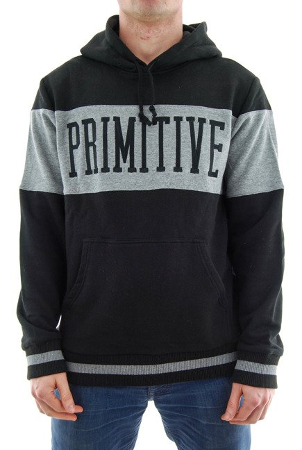 Bluza Primitive - League Paneled black