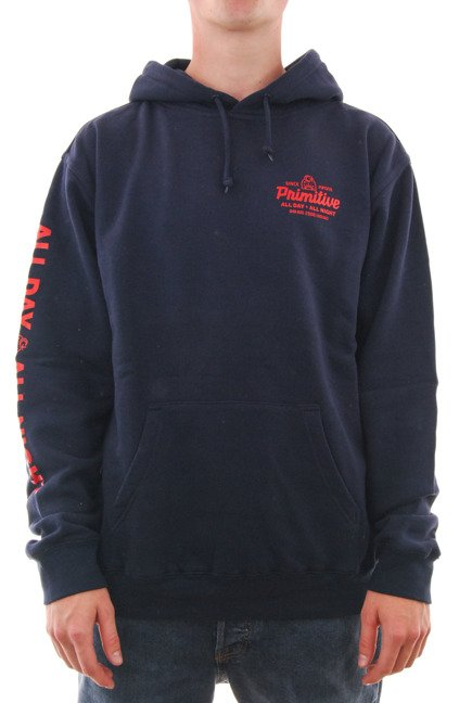 Bluza Primitive - Mission Hood Navy