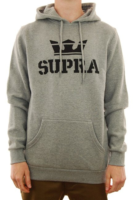 Bluza Supra - Above Pillover grey