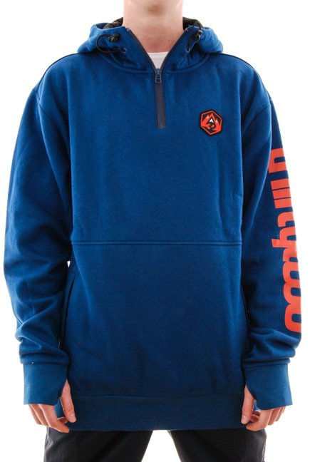 Bluza snowboardowa ThirtyTwo - Stamped blue