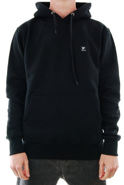 Bluza z kapturem Nervous - Hood Icon black