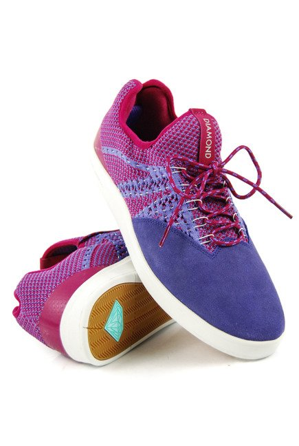 Buty Diamond Supply Co. - All Day Purple