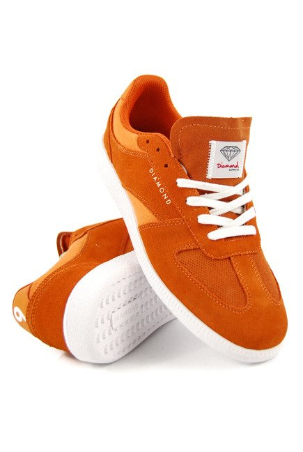 Buty Diamond Supply Co. - Milan Lx Orange