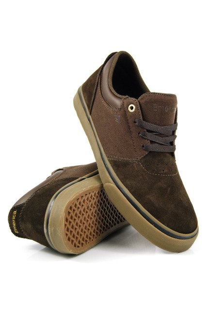 Buty Emerica  - Alcove chocolate/gum
