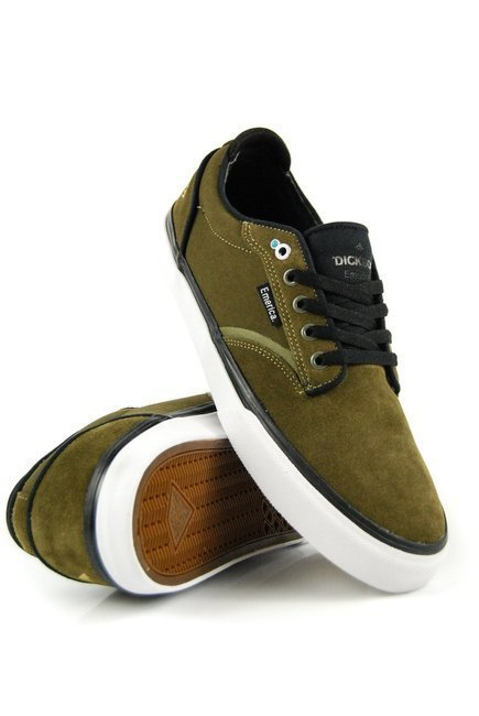 Buty Emerica - Dickson olive/black