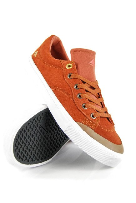 Buty Emerica  - Indicator Low Rust