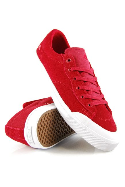 Buty Emerica  - Indicator Low (red/white)