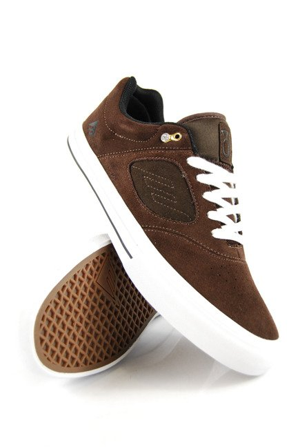 Buty Emerica - Reynolds G6 Vulc Brown/White