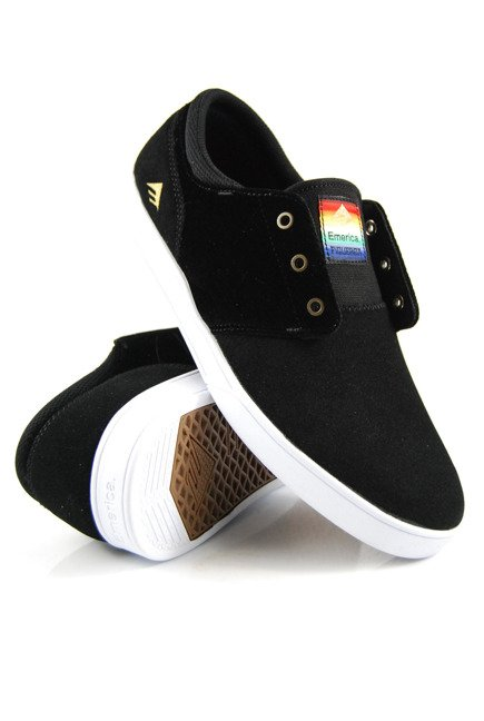 Buty Emerica  - The Figueroa Black