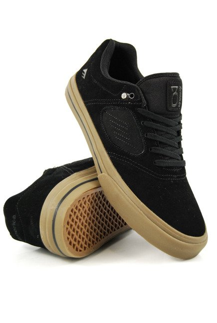 Buty Emerica - The Reynolds 3 G6 Vulc black/gum