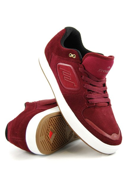 Buty Emerica - The Reynolds G6 maroon
