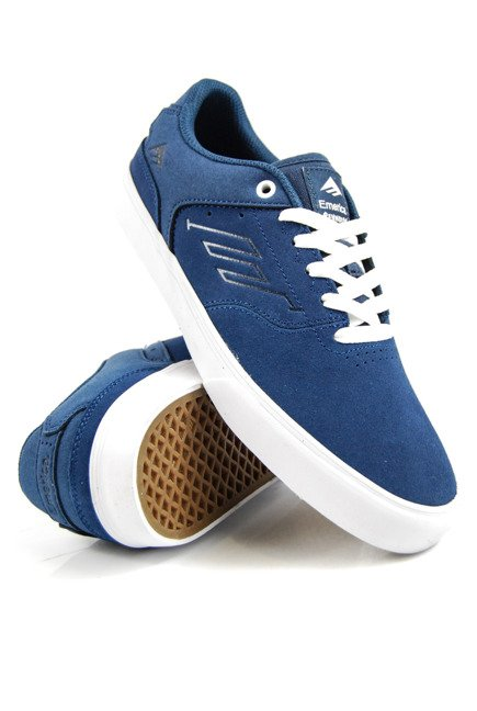 Buty Emerica - The Reynolds Low Vulc Blue/White/Gum