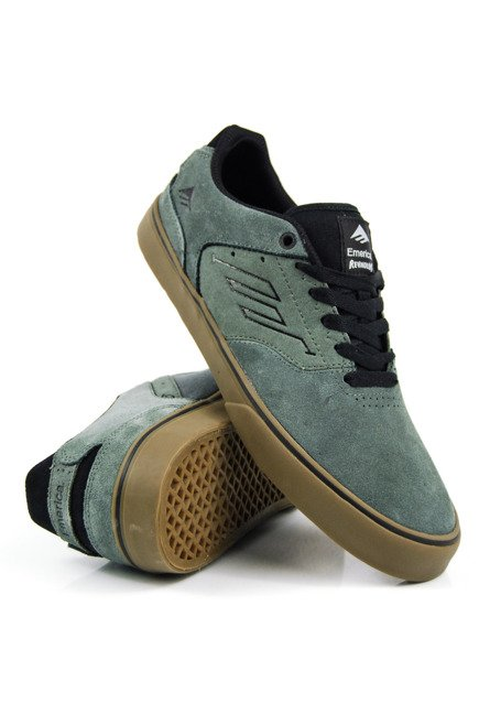 Buty Emerica - The Reynolds Low Vulc grey/black/gum