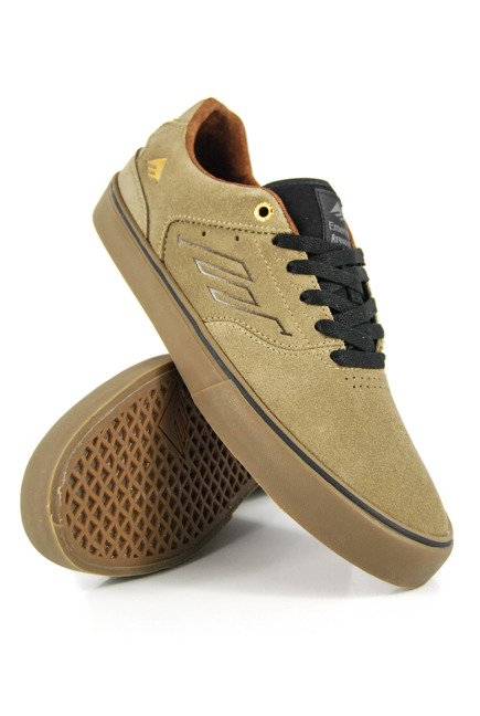 Buty Emerica - The Reynolds Low Vulc tan