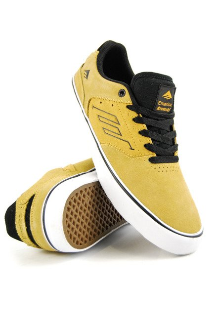 Buty Emerica - The Reynolds Low Vulc yellow