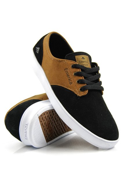 Buty Emerica  - The Romero Laced Black/Brown