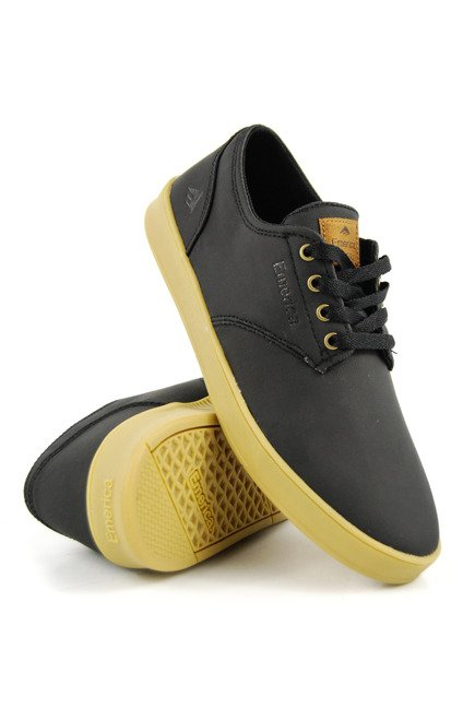 Buty Emerica  - The Romero Laced black/gold