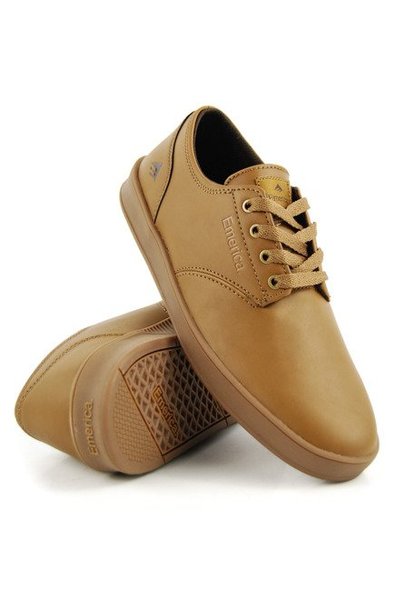 Buty Emerica  - The Romero Laced tan/tan/brown