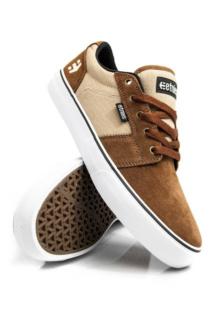 Buty Etnies -  Barge LS Brown/ Navy