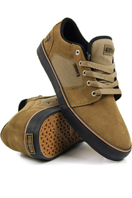 Buty Etnies - Barge LS brown/tan/gum