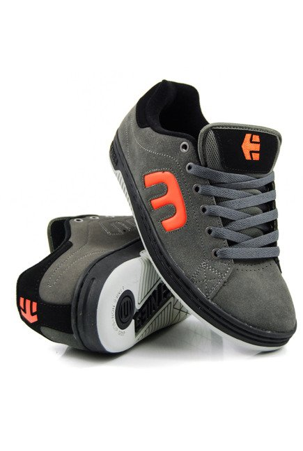 Buty Etnies - Callicut grey/black/orange