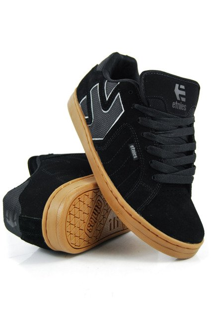 Buty Etnies - Fader 2 Black/Grey/White