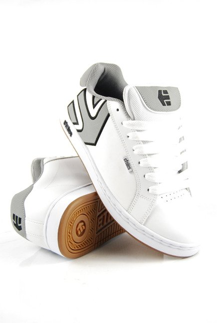 Buty Etnies - Fader White/Grey/Gum