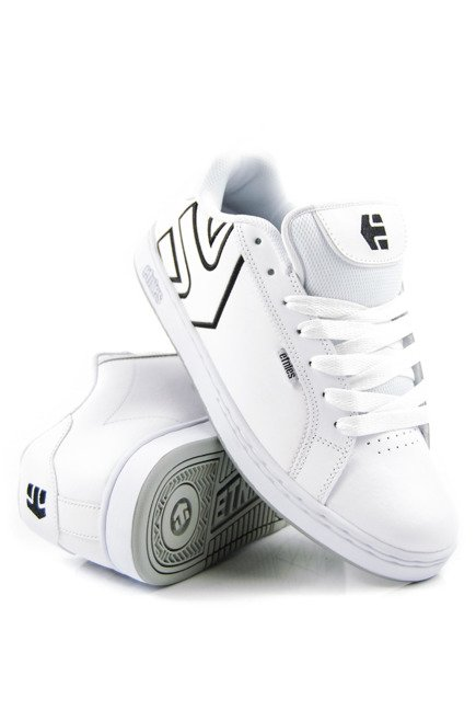 Buty Etnies - Fader white/silver