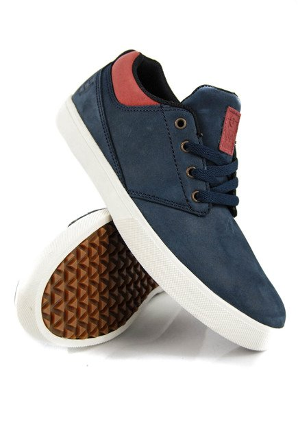 Buty Etnies - Jameson MTW Navy/Brown/White