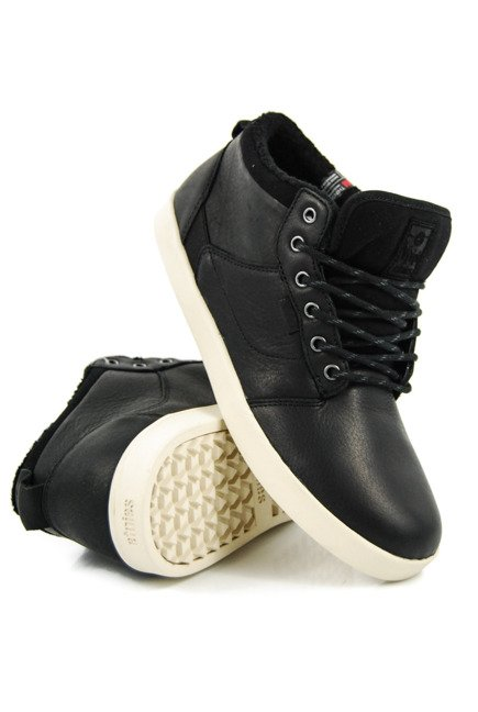 Buty Etnies - Jefferson Mid Black/Tan