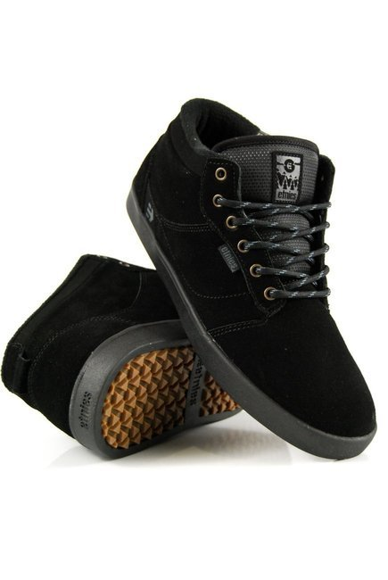 Buty Etnies - Jefferson Mtw black/black
