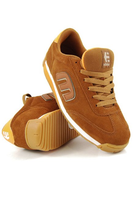 Buty Etnies - Lo Cut II LS brown/orange