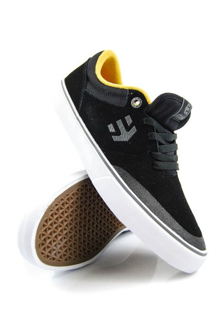 Buty Etnies - Marana Vulc Black/Yellow/Grey