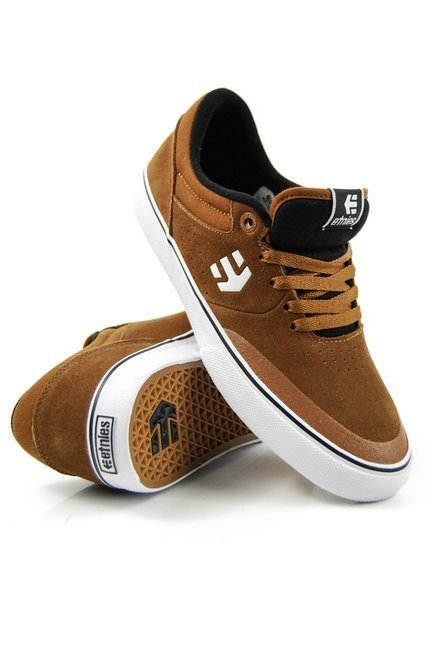 Buty Etnies - Marana Vulc Brown/Black/White