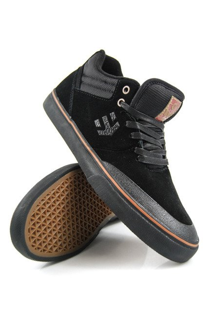 Buty Etnies - Marana Vulc MT Black/Brown