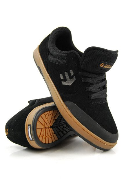 Buty Etnies - Marana x Michelin Black/Red/Gum