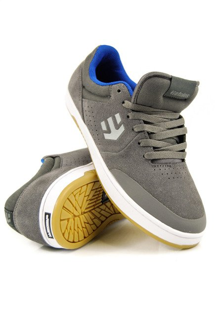 Buty Etnies - Marana x Michelin grey/dark grey/blue