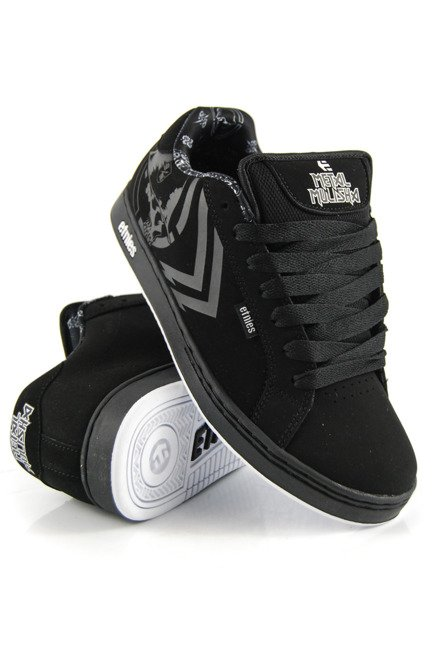 Buty Etnies - Metal Mulisha Fader Black/White