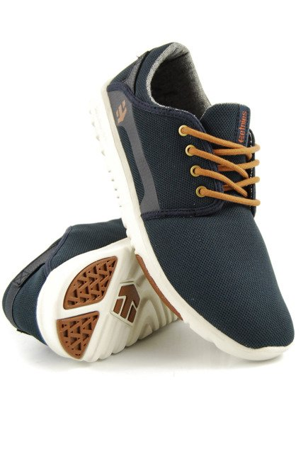Buty Etnies - Scout navy/gold