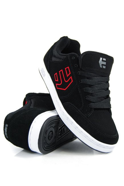 Buty Etnies - Swivel Black/Red