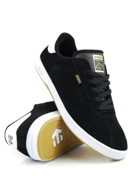 Buty Etnies - The Scam Black/White/Gum