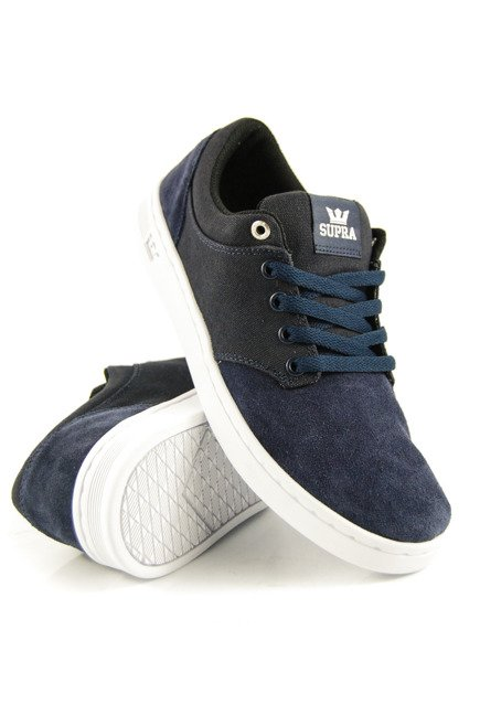 Buty Supra - Chino Court Navy-White