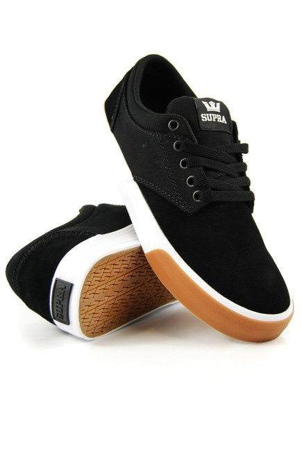 Buty Supra - Chino black/white gum