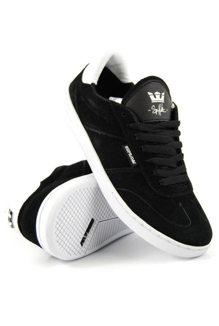 Buty Supra - Elevate black/white