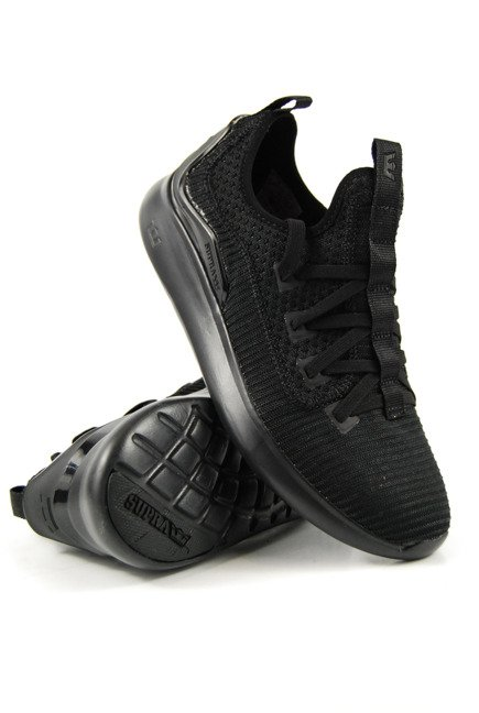 Buty Supra - Factor black