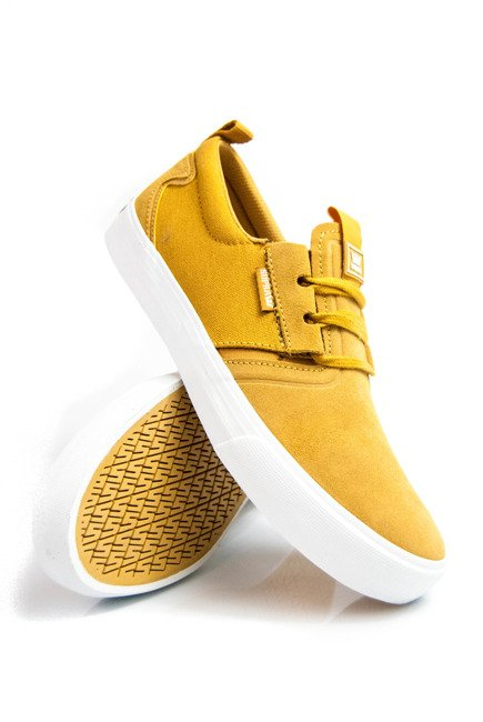 Buty Supra - Flow Amber Gold-White