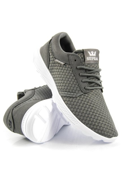 Buty Supra - Hammer Run Grey/White