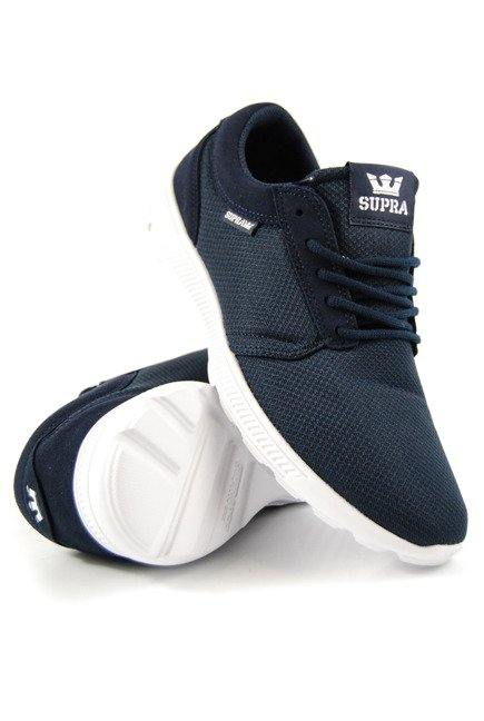Buty Supra - Hammer Run navy/white white