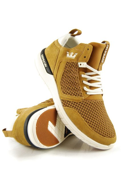 Buty Supra - Method Tan off white